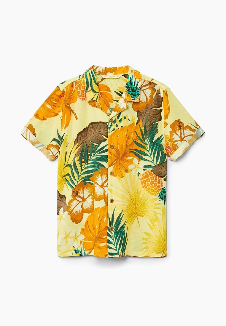 Рубашка Mango Kids (Манго Кидс) 23065703