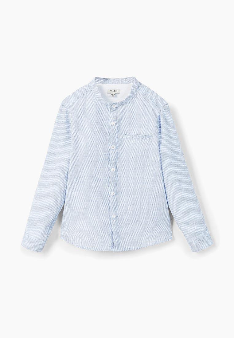 Рубашка Mango Kids (Манго Кидс) 23047014