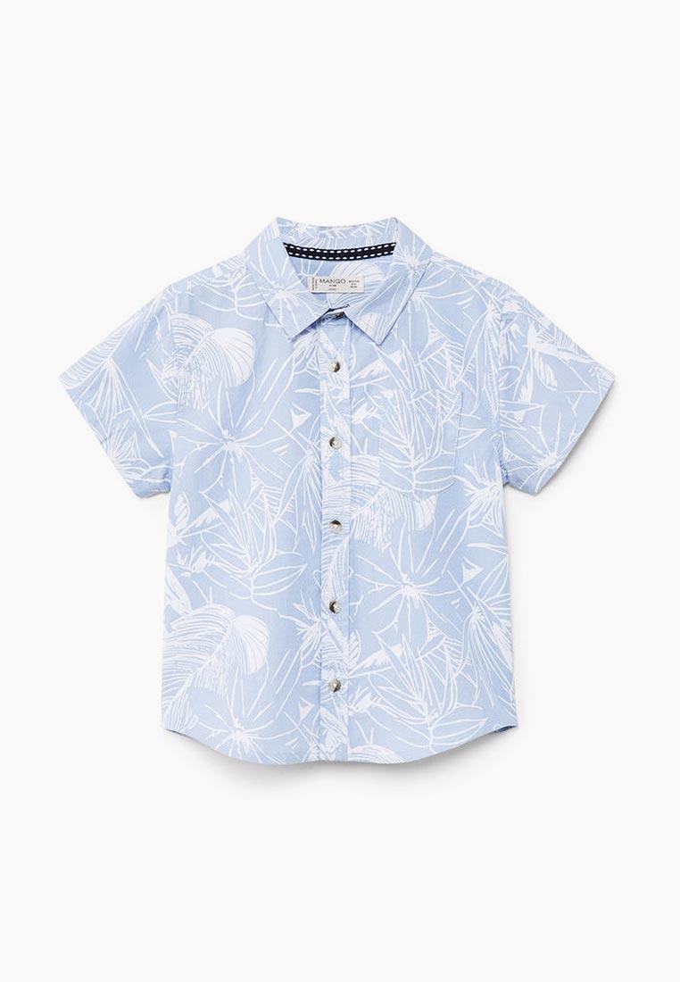 Рубашка Mango Kids (Манго Кидс) 23067696