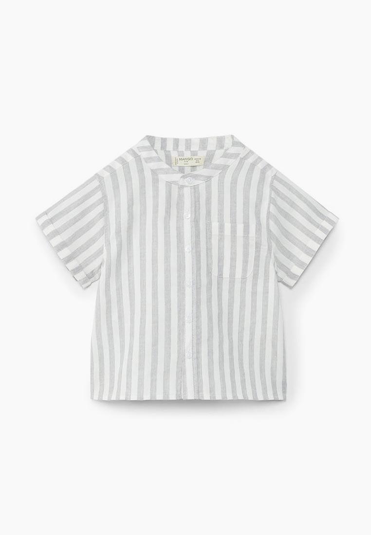 Рубашка Mango Kids (Манго Кидс) 23088817