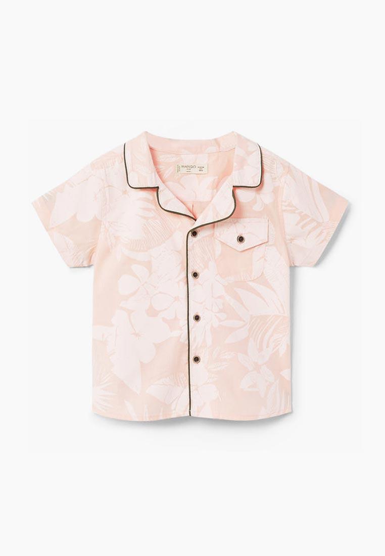 Рубашка Mango Kids (Манго Кидс) 23068818