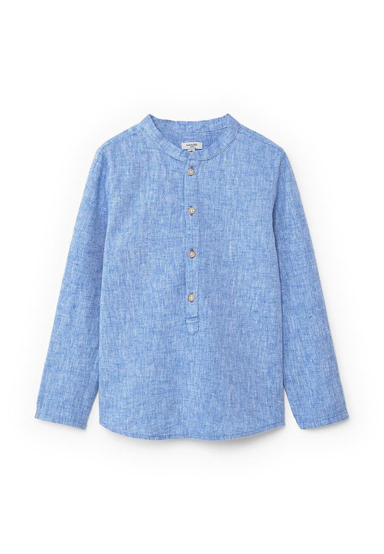 Рубашка Mango Kids (Манго Кидс) 83027552