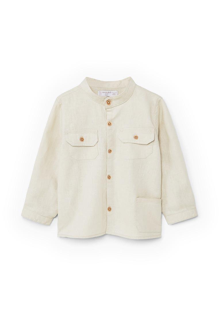 Рубашка Mango Kids (Манго Кидс) 83097563
