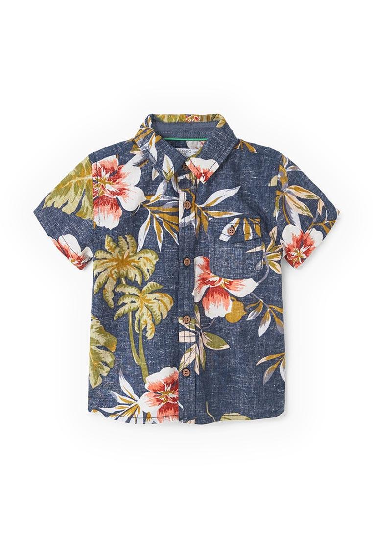 Рубашка Mango Kids (Манго Кидс) 83007549