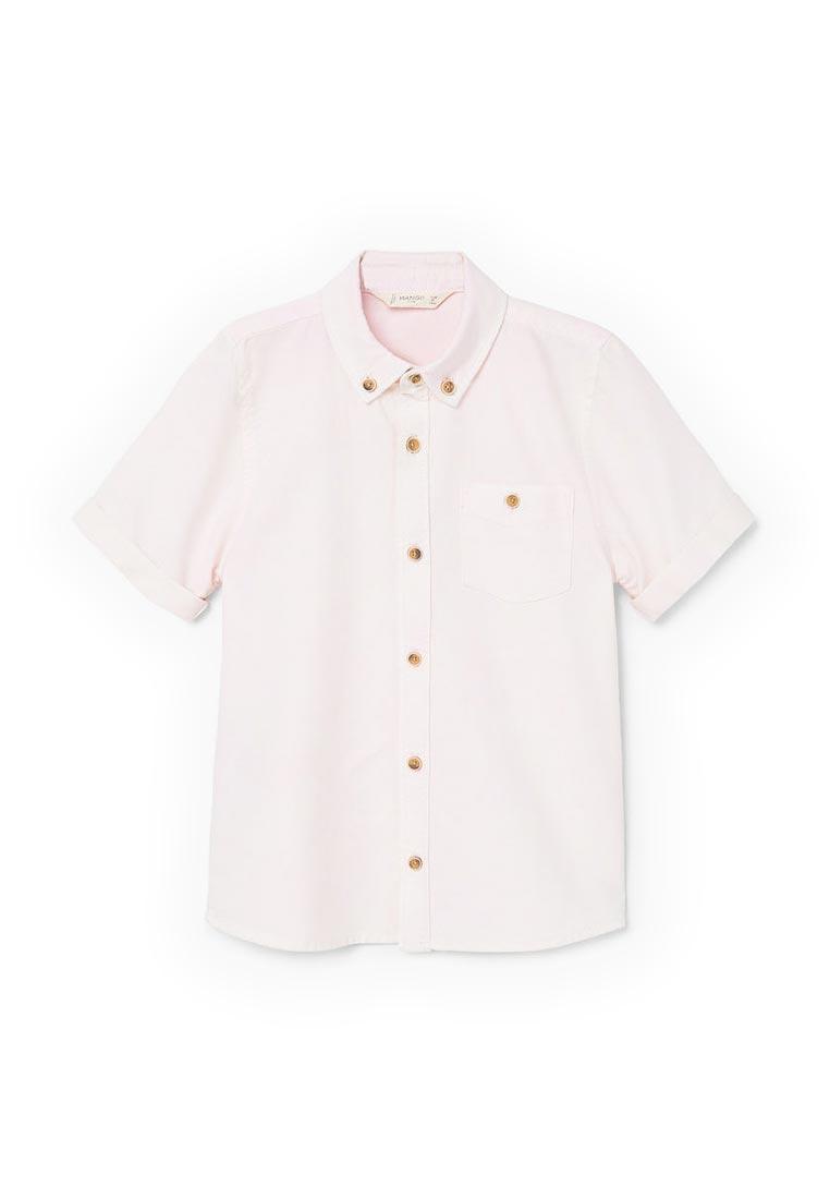 Рубашка Mango Kids (Манго Кидс) 83077555