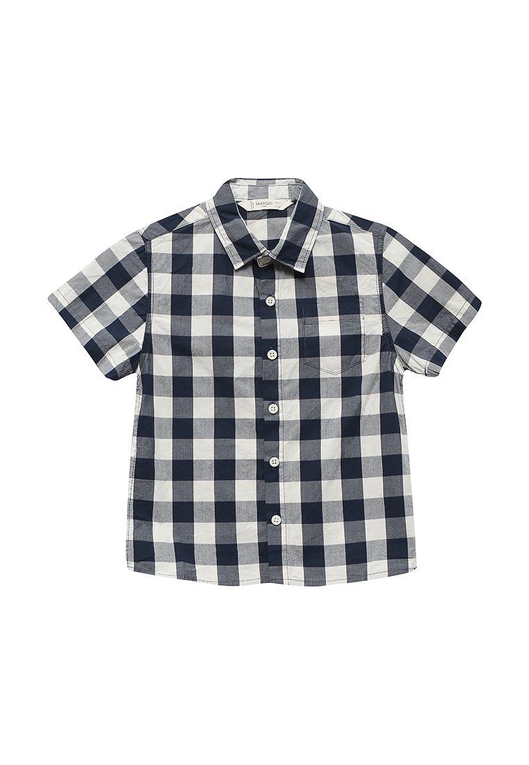 Рубашка Mango Kids (Манго Кидс) 83037575