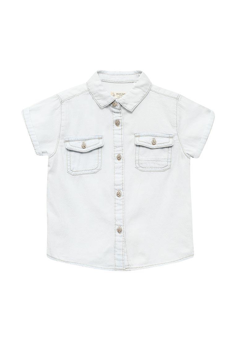 Рубашка Mango Kids (Манго Кидс) 83048804