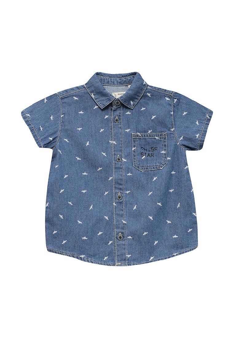Рубашка Mango Kids (Манго Кидс) 83048805
