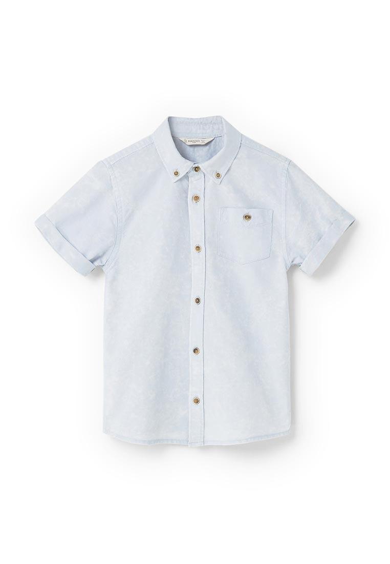 Рубашка Mango Kids (Манго Кидс) 13040346