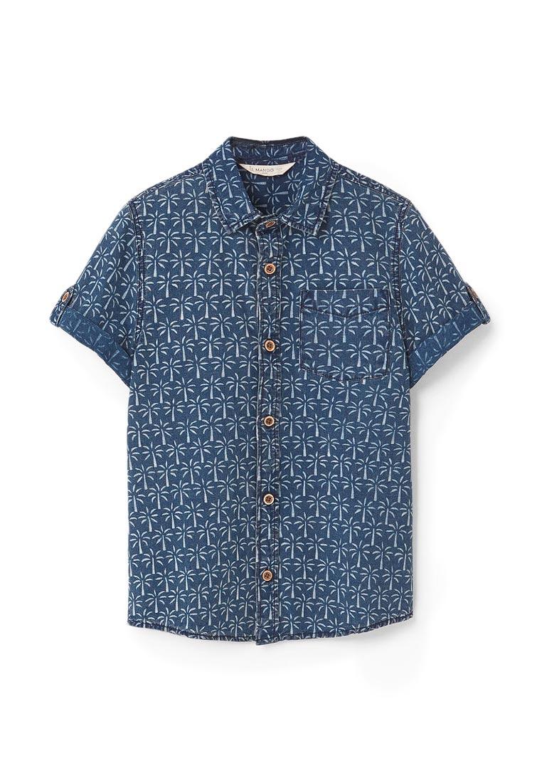 Рубашка Mango Kids (Манго Кидс) 13040347