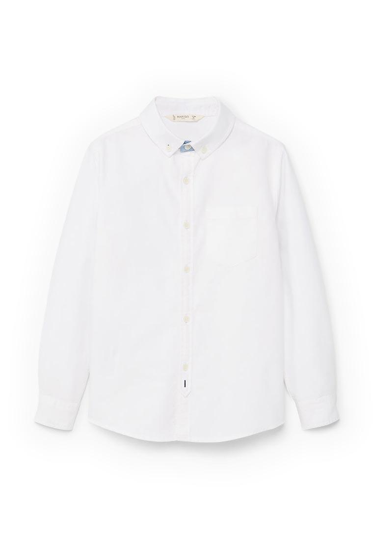 Рубашка Mango Kids (Манго Кидс) 13083641