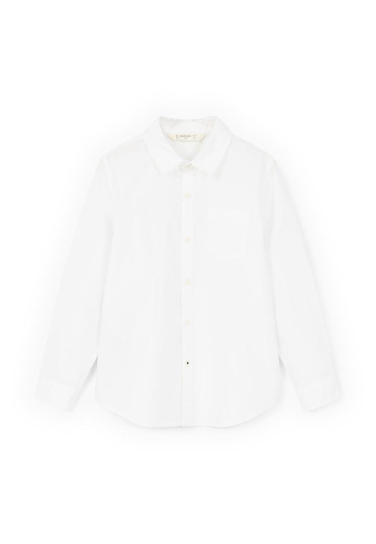Рубашка Mango Kids (Манго Кидс) 13050377