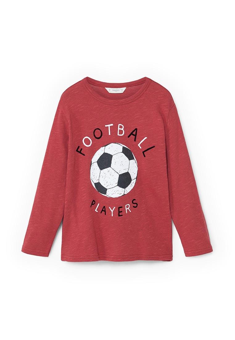 Футболка с длинным рукавом Mango Kids (Манго Кидс) 13003702