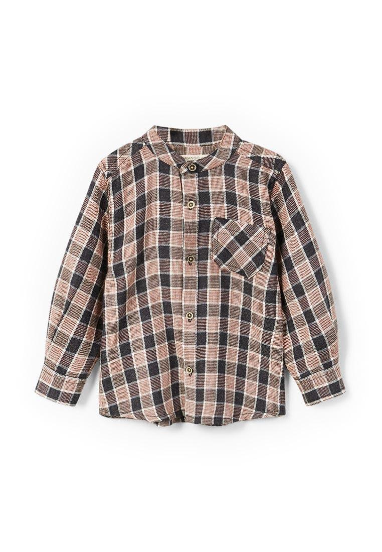Рубашка Mango Kids (Манго Кидс) 13013697