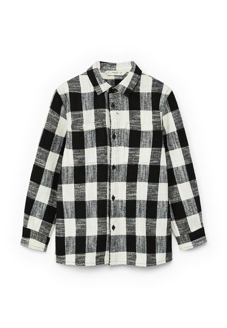 Рубашка Mango Kids (Манго Кидс) 13050668