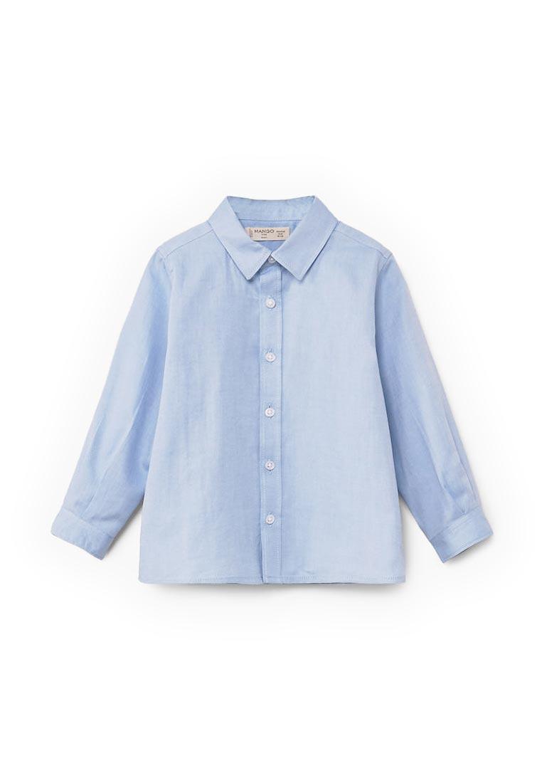 Рубашка Mango Kids (Манго Кидс) 13033688
