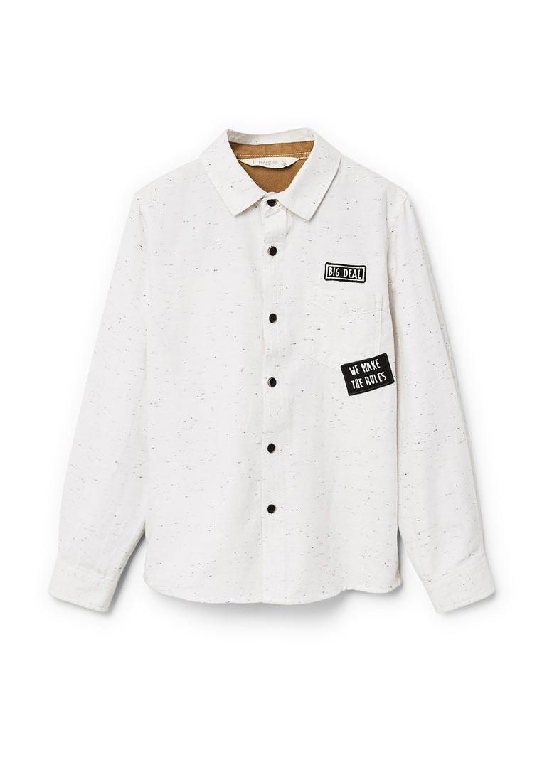 Рубашка Mango Kids (Манго Кидс) 13047646