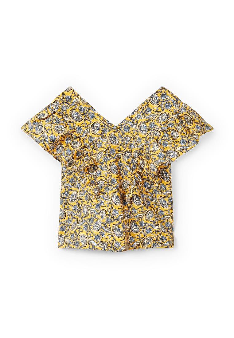 Блуза Mango Kids (Манго Кидс) 23050679