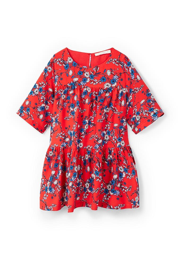 Повседневное платье Mango Kids (Манго Кидс) 23030708