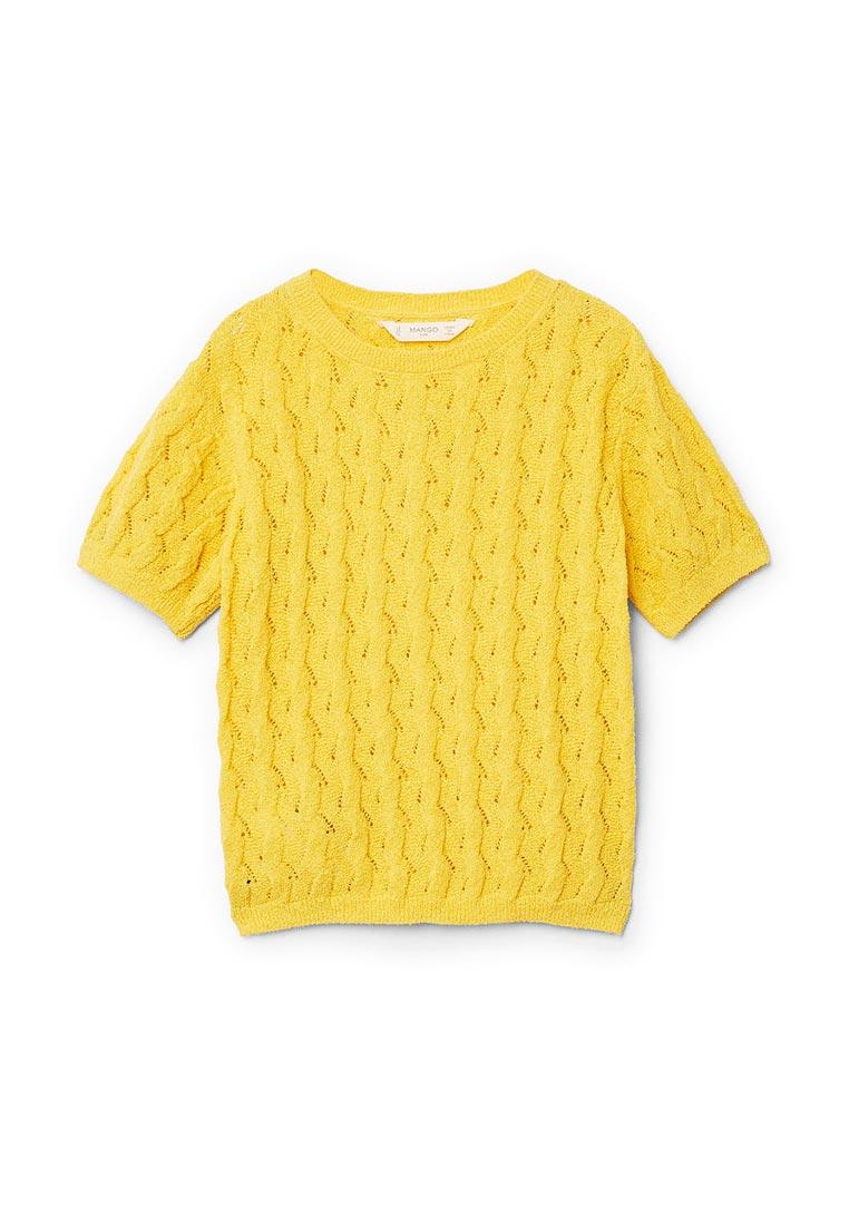 Пуловер Mango Kids (Манго Кидс) 23060570
