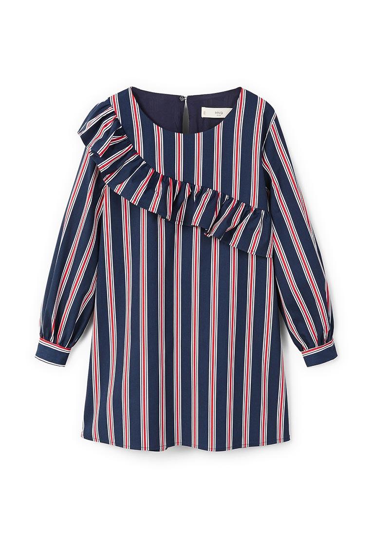 Повседневное платье Mango Kids (Манго Кидс) 23070576