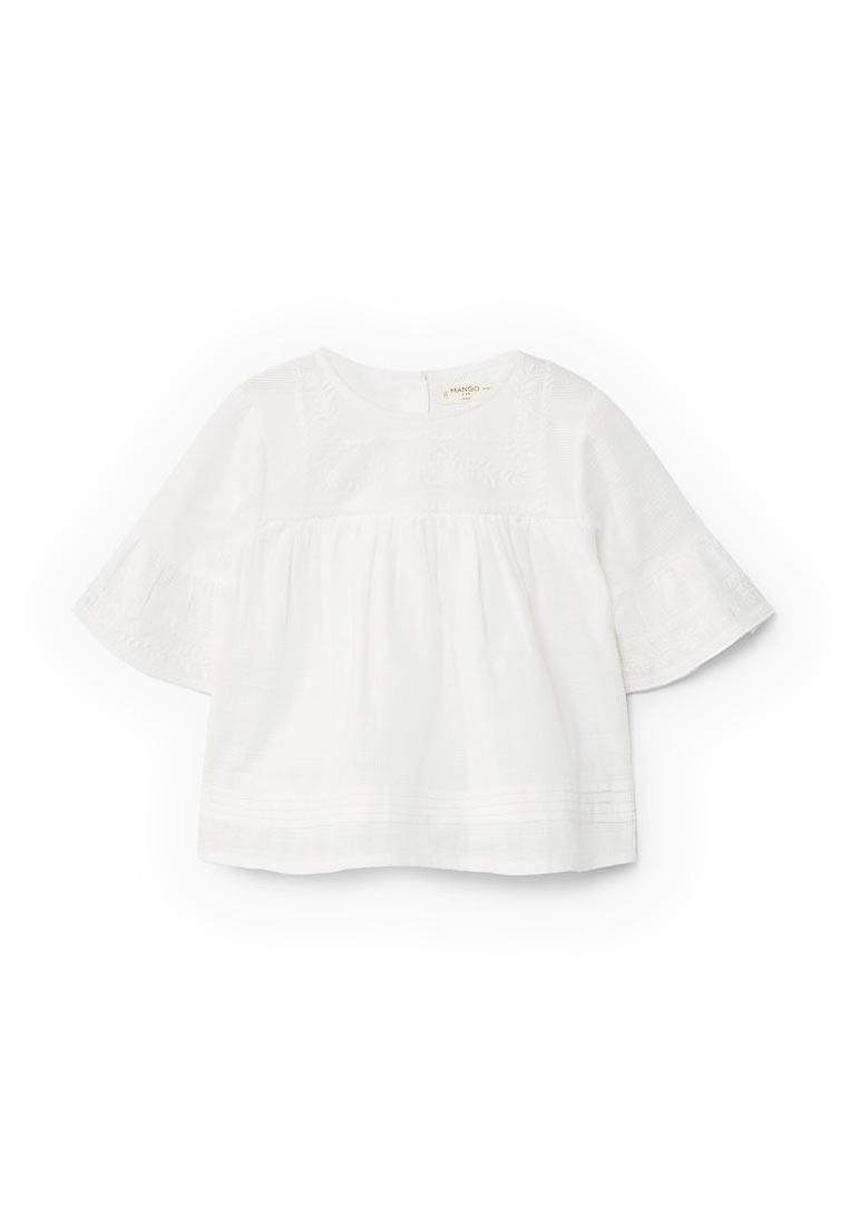 Блуза Mango Kids (Манго Кидс) 23083664