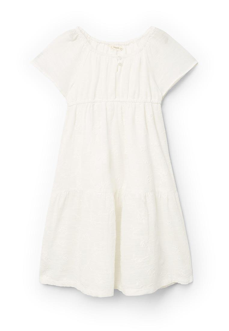 Повседневное платье Mango Kids (Манго Кидс) 23063647
