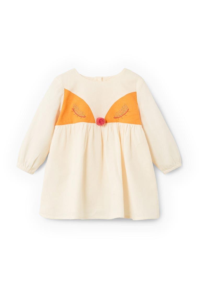 Повседневное платье Mango Kids (Манго Кидс) 23073635