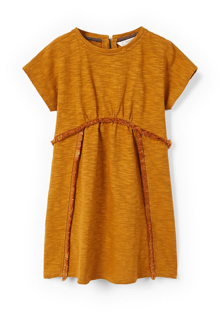 Повседневное платье Mango Kids (Манго Кидс) 23020853