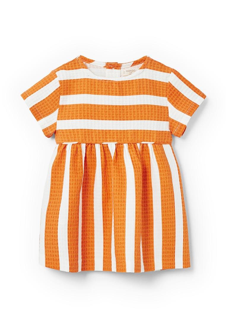 Повседневное платье Mango Kids (Манго Кидс) 23070953
