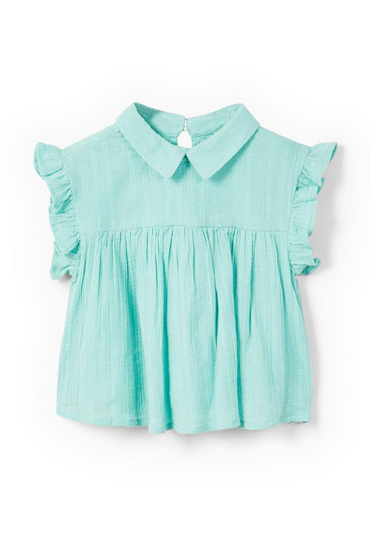 Блуза Mango Kids (Манго Кидс) 23093657