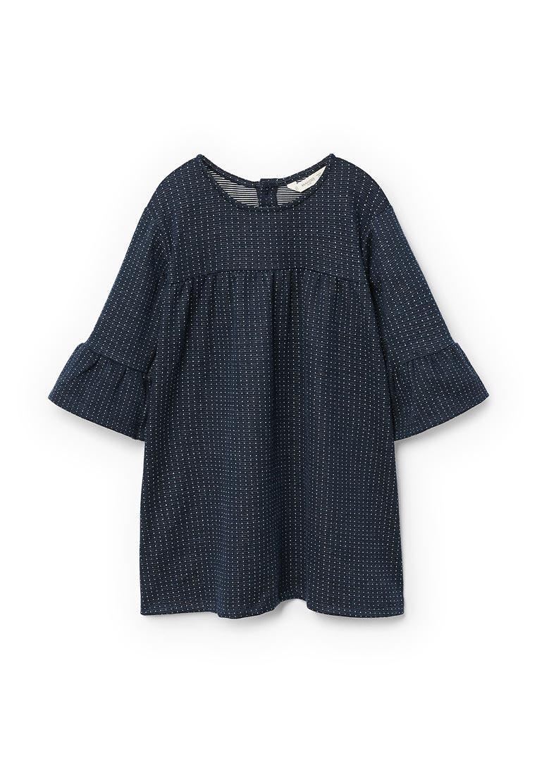 Повседневное платье Mango Kids (Манго Кидс) 23033705