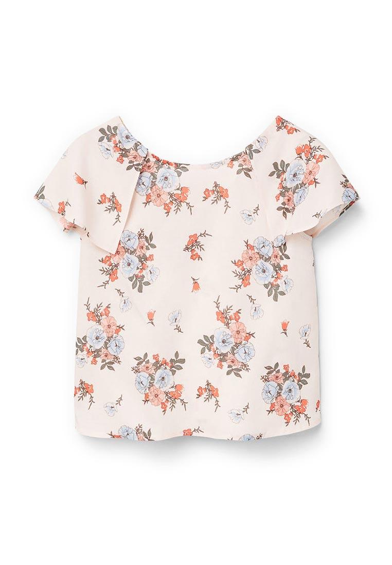 Блуза Mango Kids (Манго Кидс) 23083650