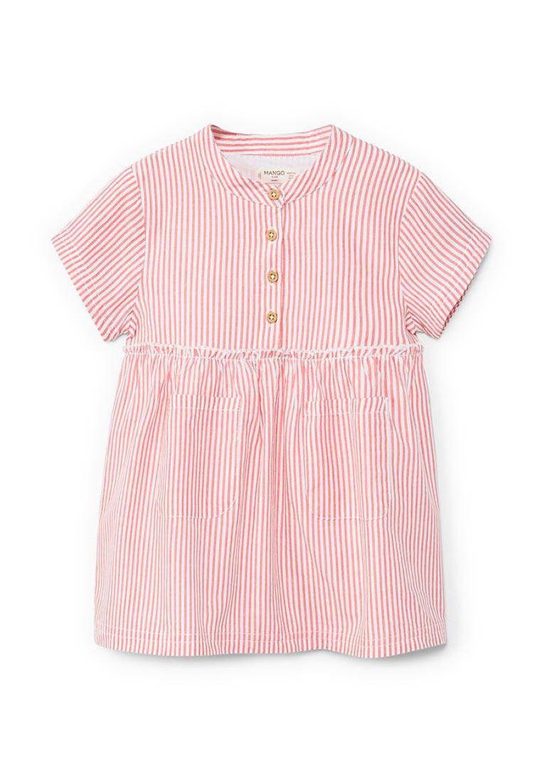 Повседневное платье Mango Kids (Манго Кидс) 23020484
