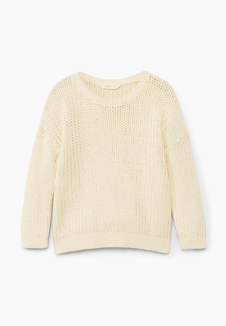 Пуловер Mango Kids (Манго Кидс) 23020519
