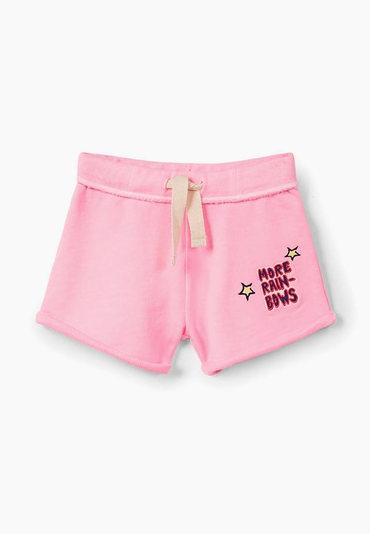 Шорты для девочек Mango Kids (Манго Кидс) 23047666