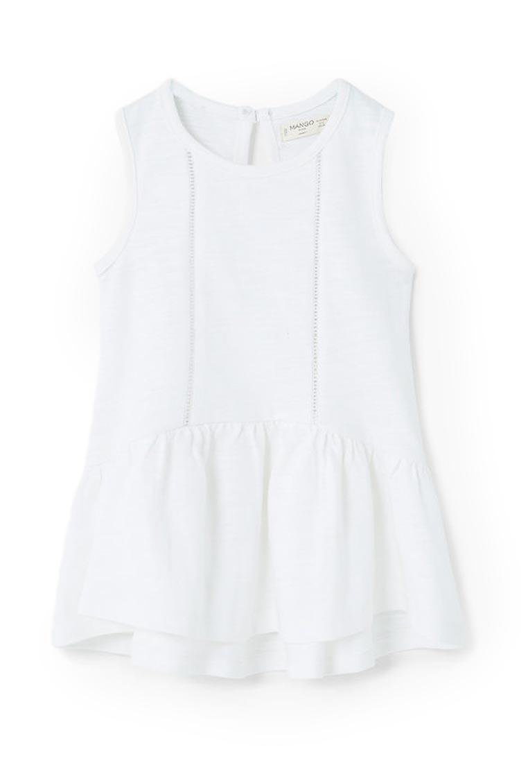 Повседневное платье Mango Kids (Манго Кидс) 83037532