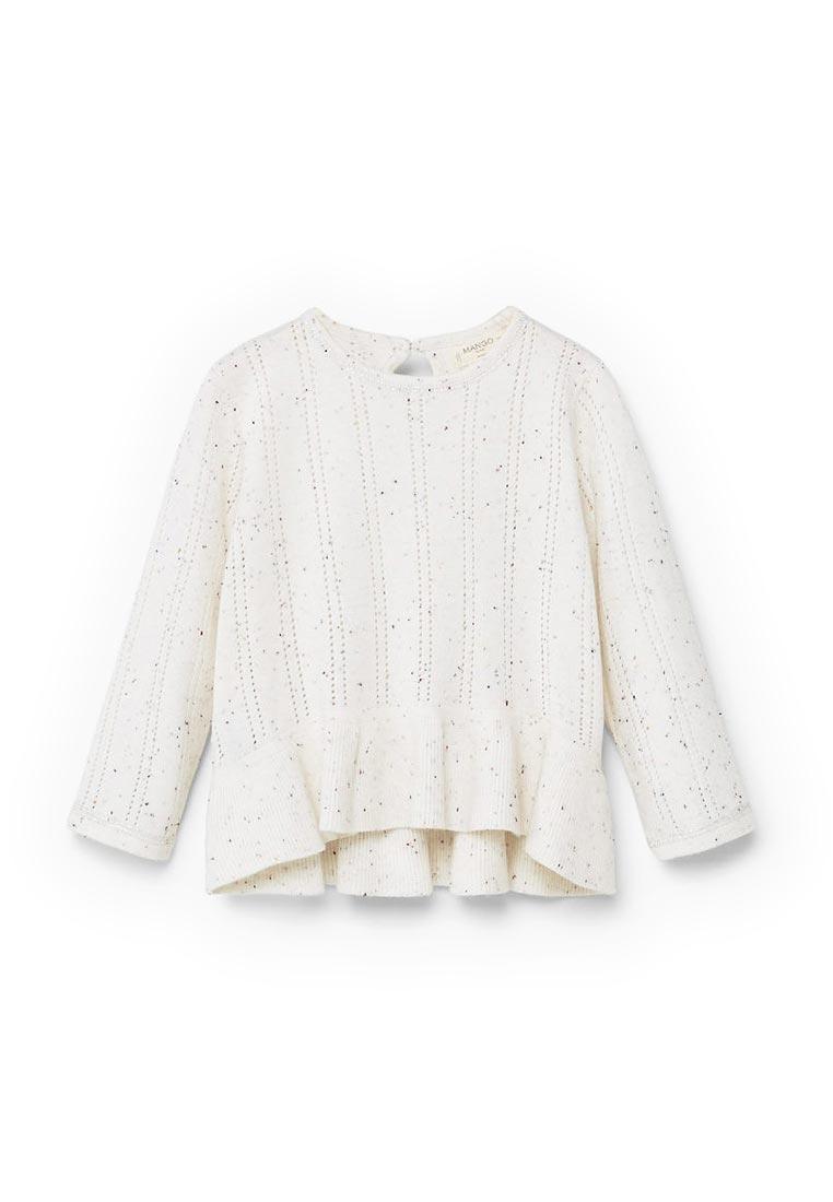 Пуловер Mango Kids (Манго Кидс) 13050524