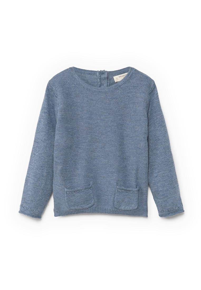 Пуловер Mango Kids (Манго Кидс) 13050328