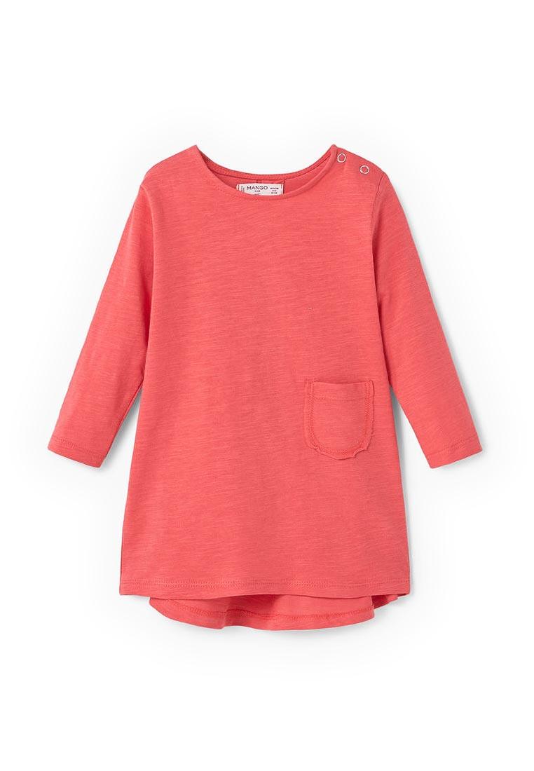 Повседневное платье Mango Kids (Манго Кидс) 13060456
