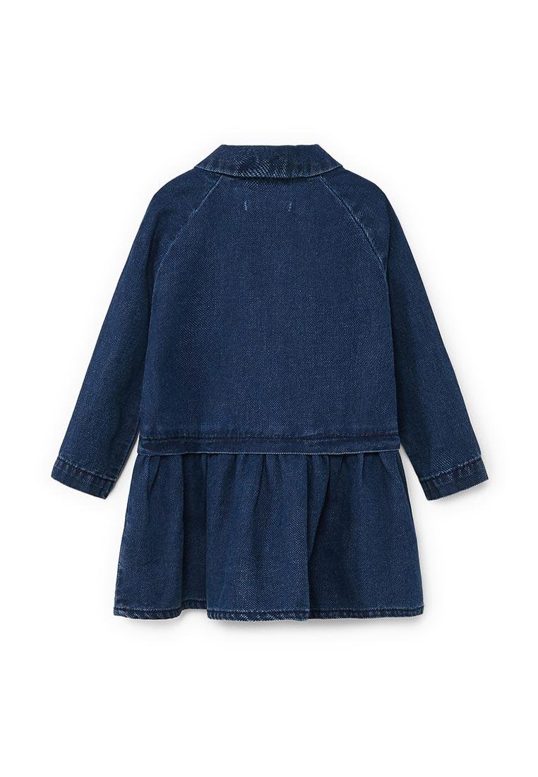 Повседневное платье Mango Kids (Манго Кидс) 13010608: изображение 2
