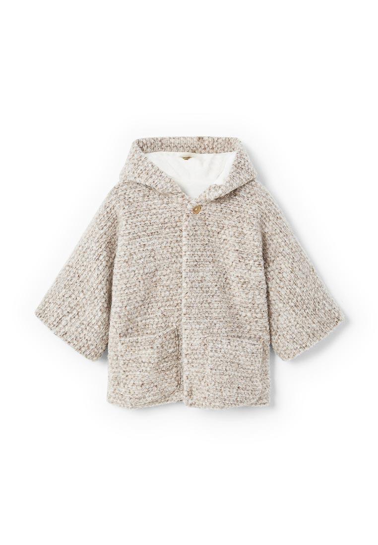 Пальто для девочек Mango Kids (Манго Кидс) 13073709