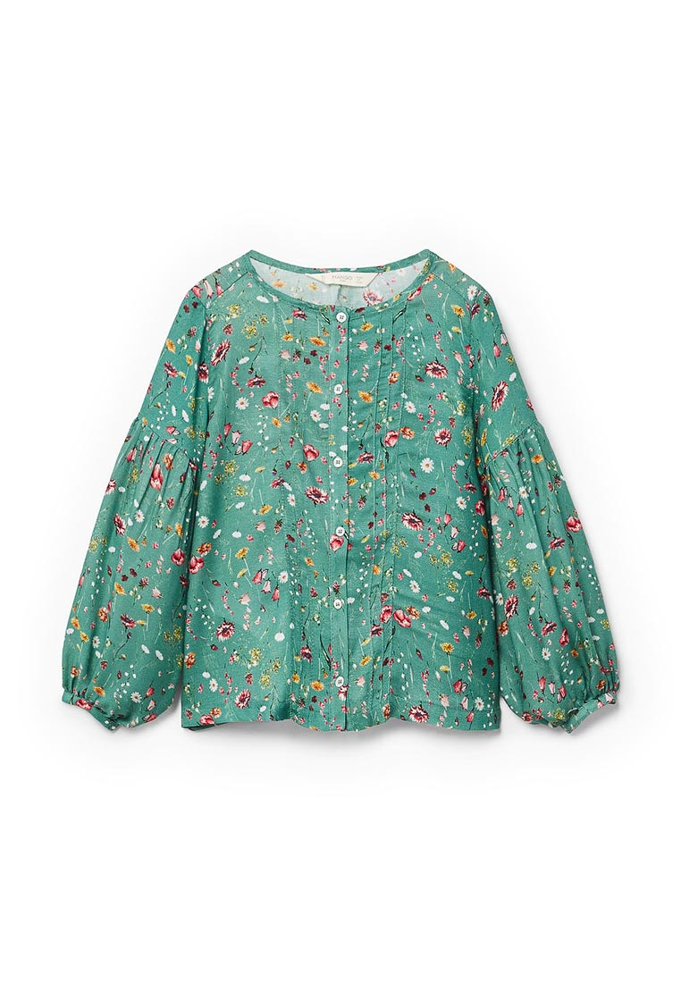 Блуза Mango Kids (Манго Кидс) 13037672