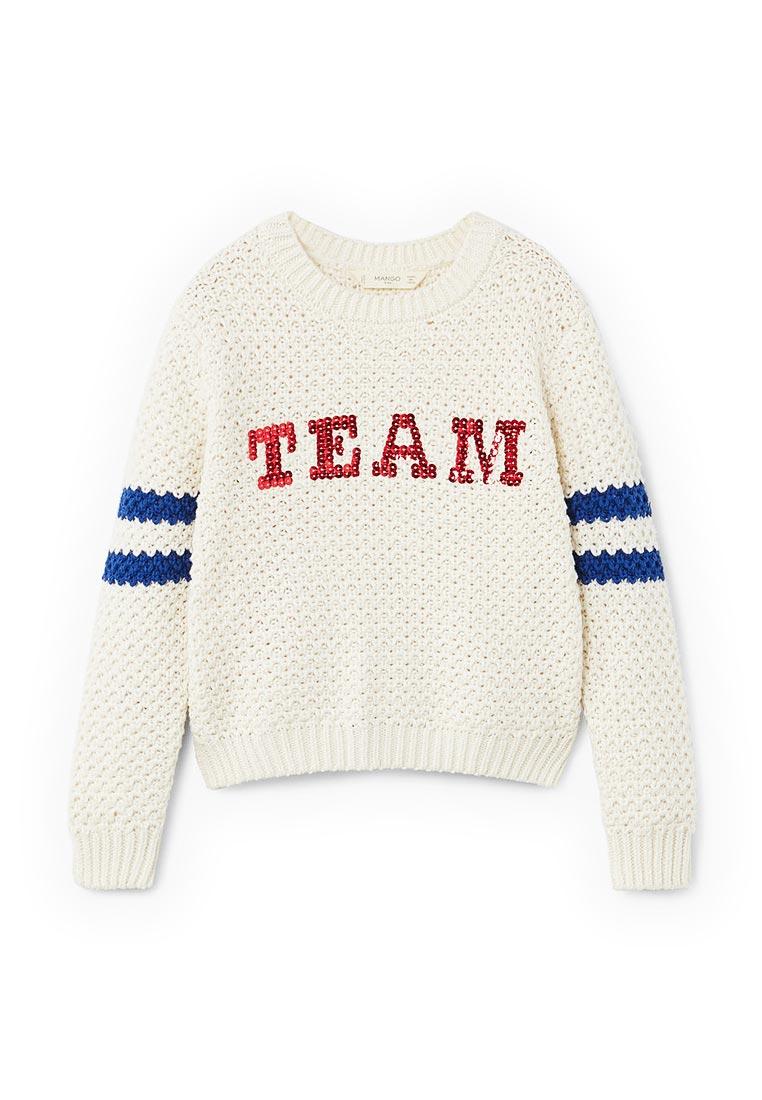 Пуловер Mango Kids (Манго Кидс) 13043751