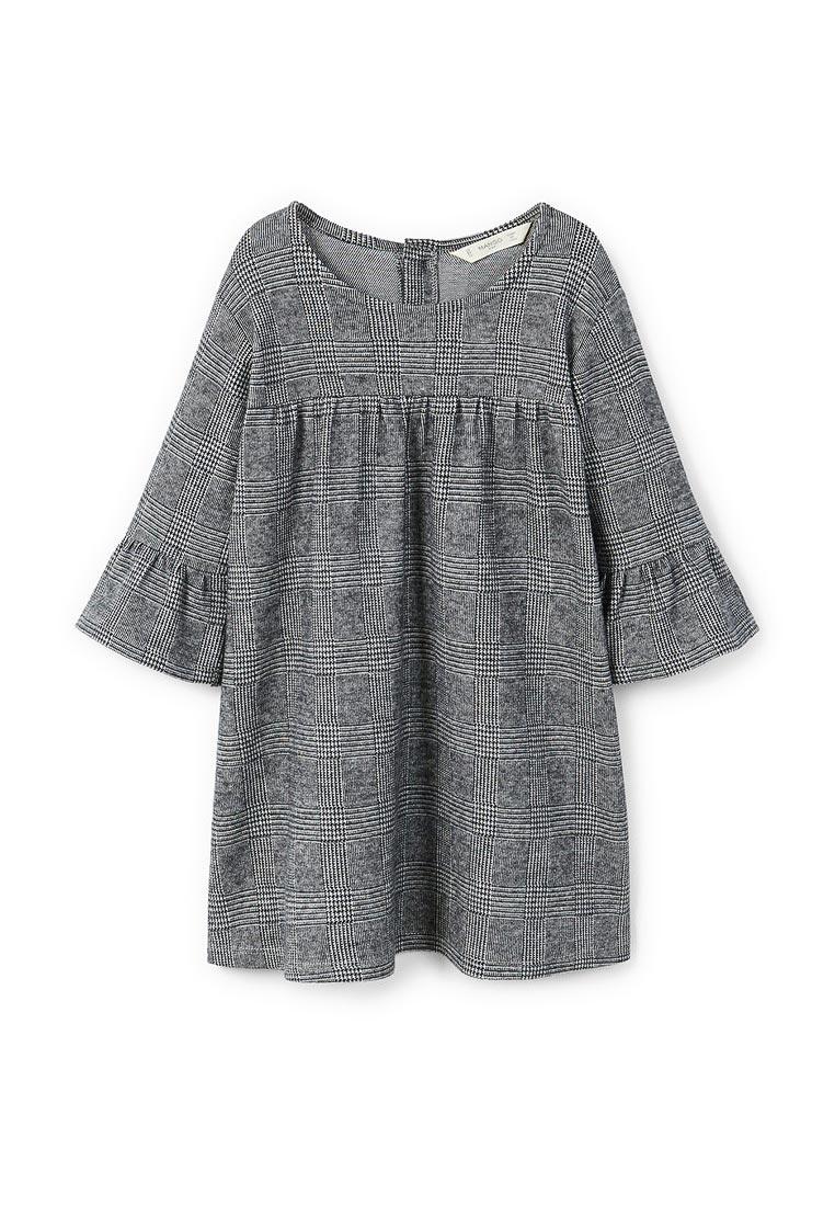 Повседневное платье Mango Kids (Манго Кидс) 13037699