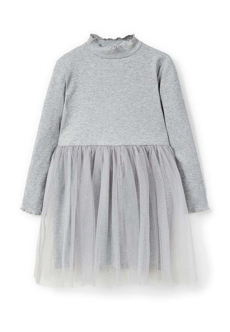 Повседневное платье Mango Kids (Манго Кидс) 13057674