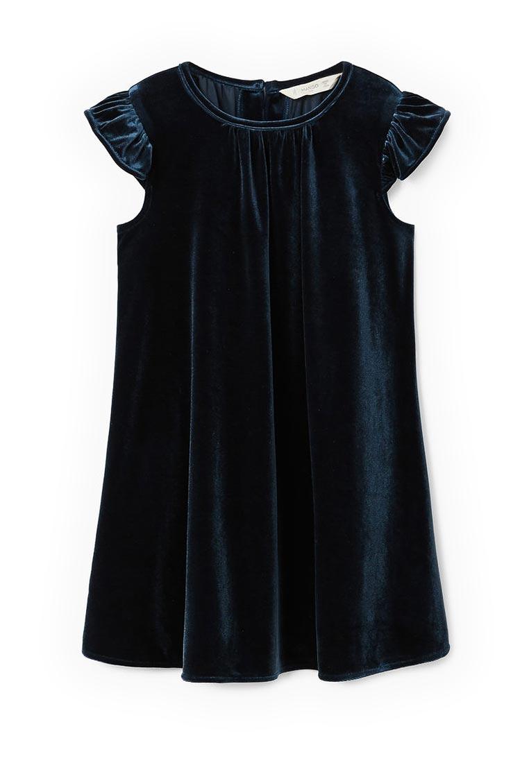 Нарядное платье Mango Kids (Манго Кидс) 13047675