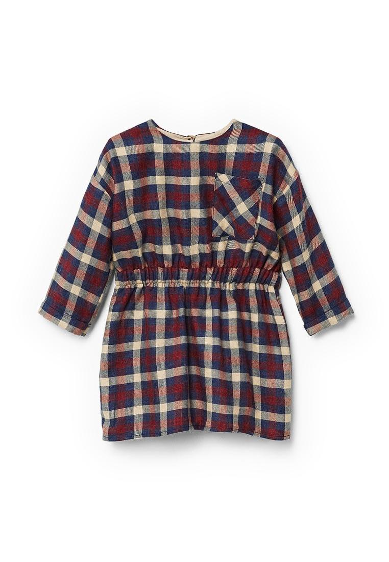 Повседневное платье Mango Kids (Манго Кидс) 13058825