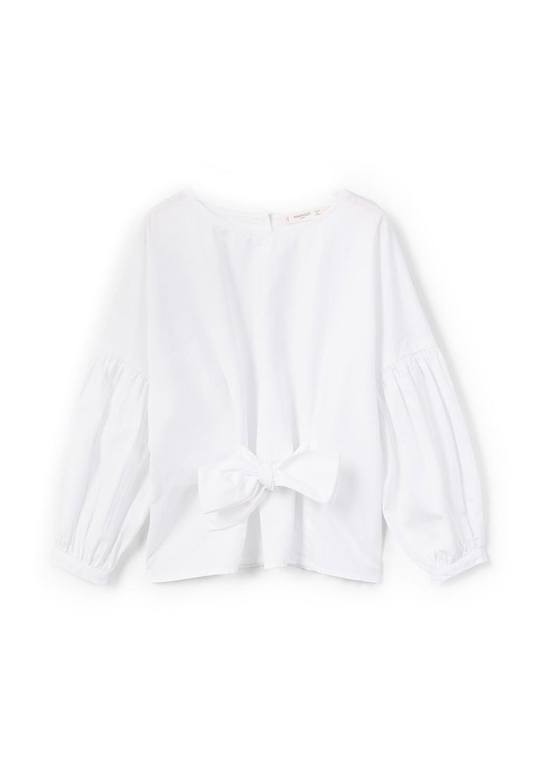 Рубашка Mango Kids (Манго Кидс) 23040387