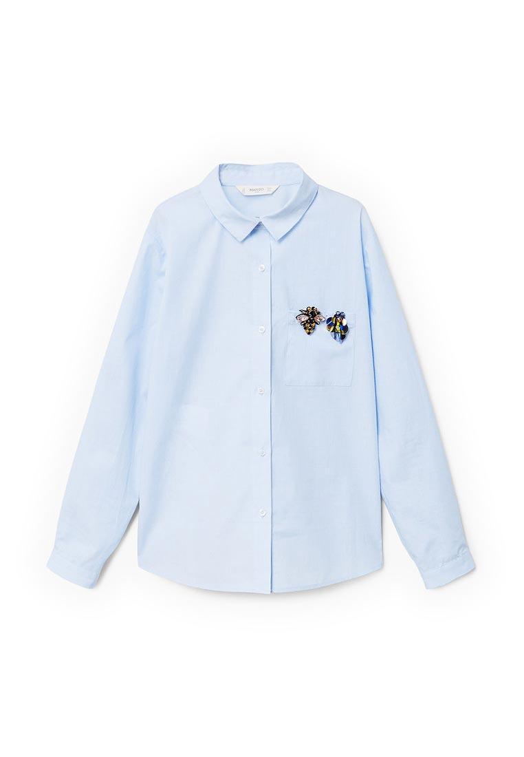 Блуза Mango Kids (Манго Кидс) 23050454